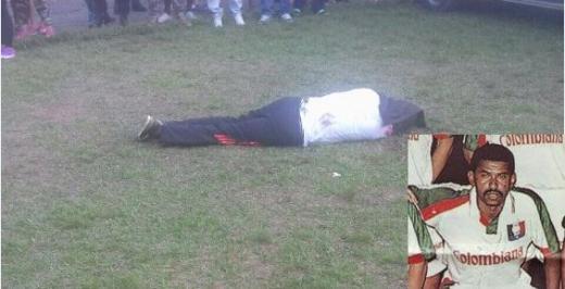 Asesinan al exfutbolista profesional Jair Abonía   Noticias NVC